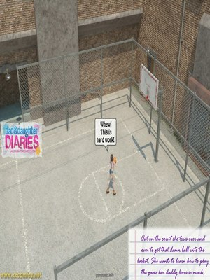 Daddy + Daughter 13 Diaries 8muses 3D Porn Comics