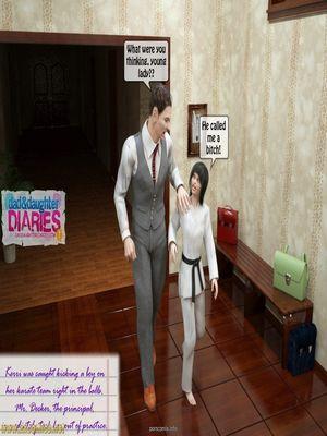 Daddy + Daughter + Principal 14 8muses 3D Porn Comics