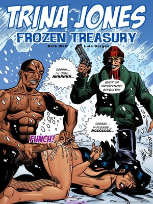 DangerBabe- Trina Jones- Frozen Treasury 8muses Interracial Comics