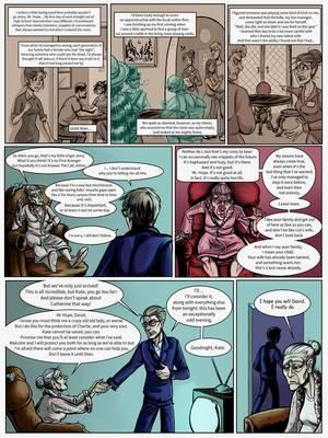 8muses Adult Comics Danny Richard- Saturday Night Seance image 05