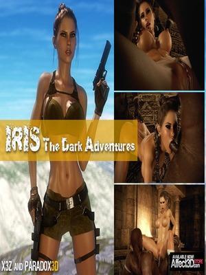 Dark Adventures- HitmanX3Z – Iris 8muses 3D Porn Comics