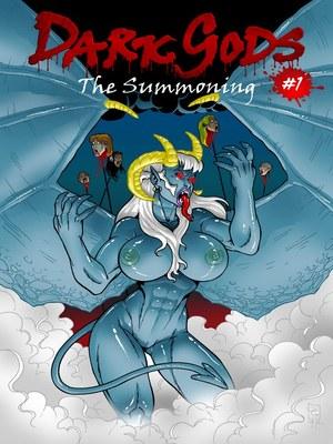 Dark Gods #1 – The Summoning 8muses Porncomics