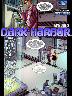 Dark Harbor 3- Andes Studio 8muses Adult Comics