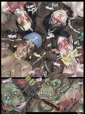 8muses Porncomics Darkspawn Party (Dragon Age) image 07
