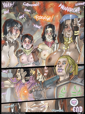 8muses Porncomics Darkspawn Party (Dragon Age) image 08