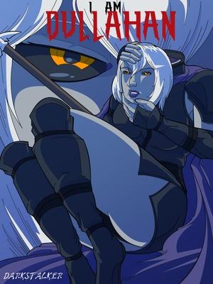 Darkstalker- I am Dullahan 8muses Adult Comics