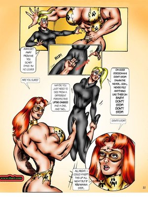 8muses Adult Comics [David C. Matthews] Trick Or Treat image 10