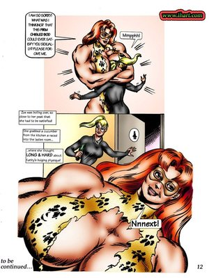 8muses Adult Comics [David C. Matthews] Trick Or Treat image 11