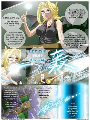8muses Hentai-Manga Demonic Exam- Maya Shrunken Mortal image 04