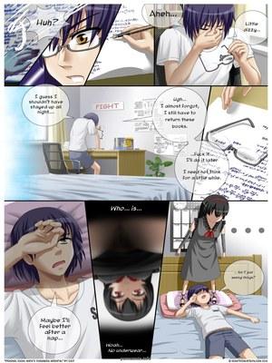 8muses Hentai-Manga Demonic Exam- Maya Shrunken Mortal image 07