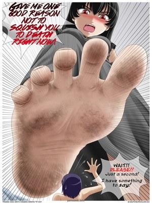 8muses Hentai-Manga Demonic Exam- Maya Shrunken Mortal image 13