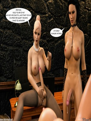 8muses 3D Porn Comics DeTomasso – Unfinished Business image 41