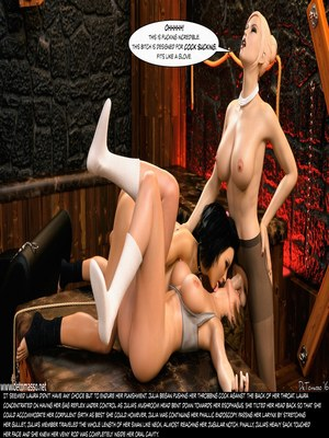 8muses 3D Porn Comics DeTomasso – Unfinished Business image 52