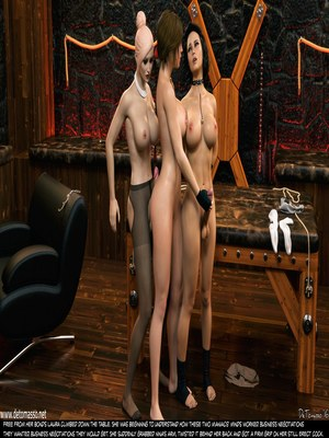 8muses 3D Porn Comics DeTomasso – Unfinished Business image 61