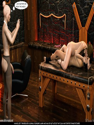 8muses 3D Porn Comics DeTomasso – Unfinished Business image 82
