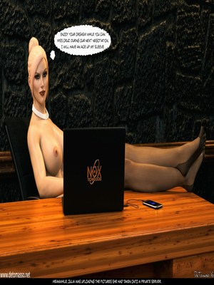 8muses 3D Porn Comics DeTomasso – Unfinished Business image 85