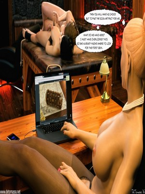 8muses 3D Porn Comics DeTomasso – Unfinished Business image 86