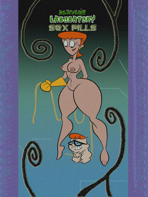 Dexter's Laboratory-  Sex Pills 8muses Incest Comics