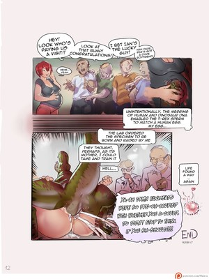 8muses Adult Comics Dino D.N.A. image 12