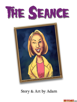 Dirty Comic – The Seance 8muses Adult Comics