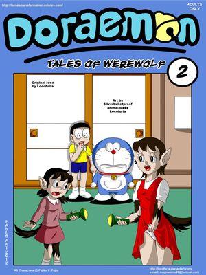 Doraemon- Tales of Werewolf 2 8muses Hentai-Manga