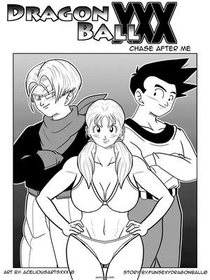 Dragon Ball XXX- Chase After Me 8muses Hentai-Manga
