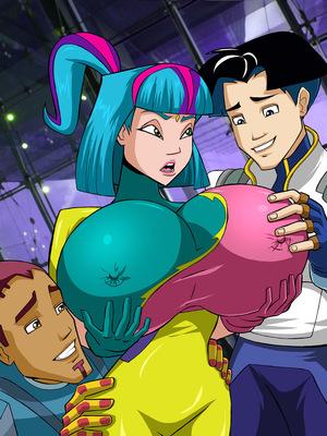 Dragon Buster- Pal Comix 8muses Adult Comics