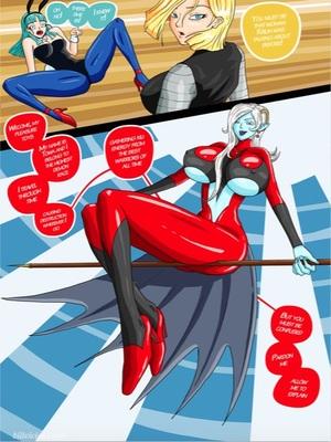 8muses Hentai-Manga Dragonball Xxxenoverse (Dragon Ball Z)- Bill Vicious image 07