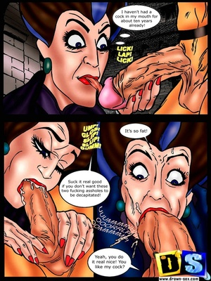 8muses Adult Comics Drawn sex – Rough Cinderella image 06