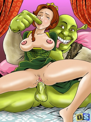 Drawn Sex- Shreku2019s Dreamland 8muses Cartoon Comics