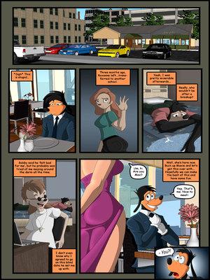 8muses Adult Comics [Dreamweaver] Goofy Date image 01