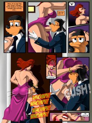 8muses Adult Comics [Dreamweaver] Goofy Date image 05