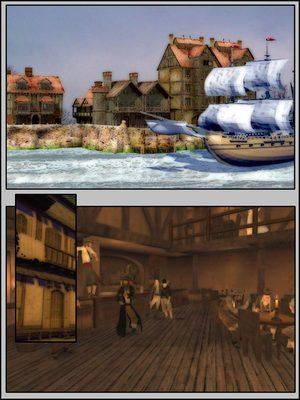 Dreamweaver-Pirates vs. Ninjas 8muses Porncomics