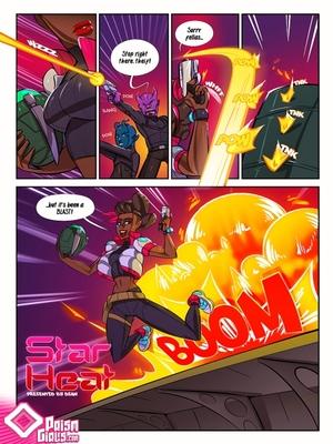 Dsan- Star Heat (Prism Girls) 8muses Adult Comics