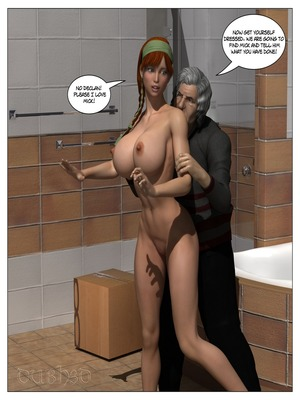 8muses 3D Porn Comics Dubh3d – Moving Red Issue 2 image 02