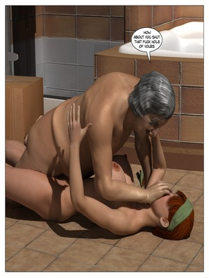 8muses 3D Porn Comics Dubh3d – Moving Red Issue 2 image 12