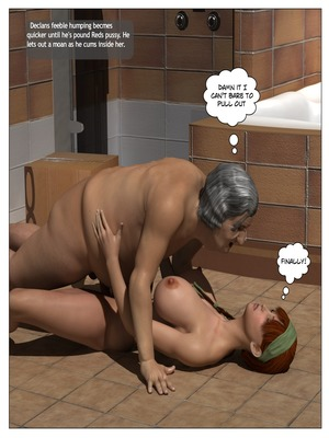 8muses 3D Porn Comics Dubh3d – Moving Red Issue 2 image 14