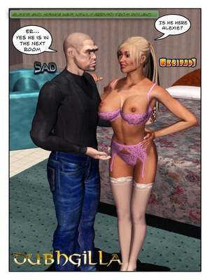 Dubhgilla- Black Master 8muses 3D Porn Comics