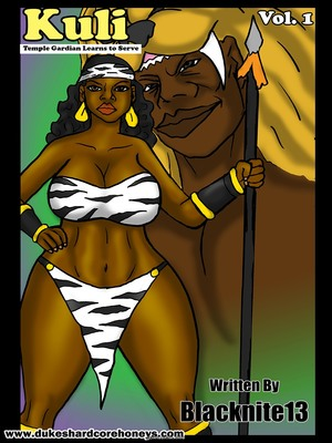 Duke Honey – Kuli 01 8muses Interracial Comics