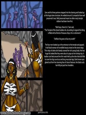 8muses Interracial Comics Duke Honey – Kuli 01 image 02