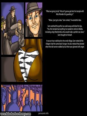 8muses Interracial Comics Duke Honey – Kuli 01 image 05