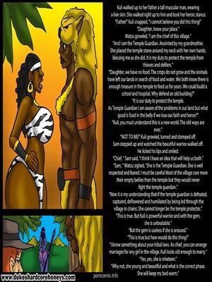 8muses Interracial Comics Duke Honey – Kuli 01 image 06