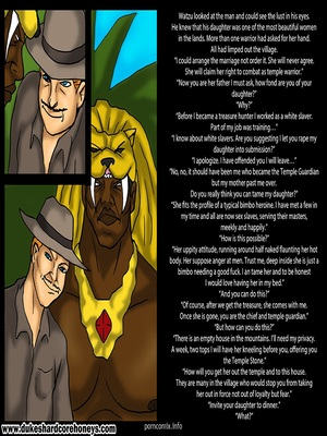 8muses Interracial Comics Duke Honey – Kuli 01 image 07