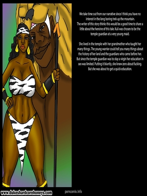 8muses Interracial Comics Duke Honey – Kuli 01 image 09