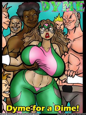 8muses Interracial Comics DukeSharedcore- Dyme for a Dime image 01