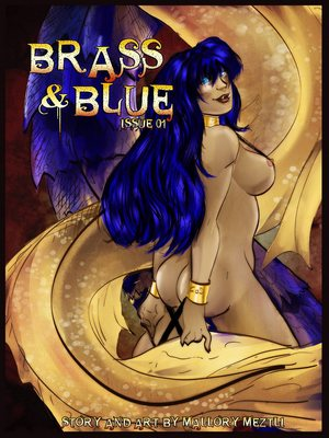 (Dungeons and Dragons) Brass & Blue 8muses Adult Comics