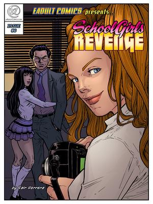 EAdult-School Girls' Revenge 6-8 8muses Adult Comics