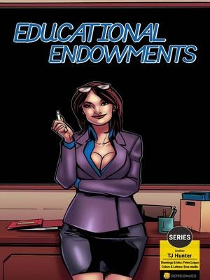 Educational Endowments- Botcomics 8muses Adult Comics