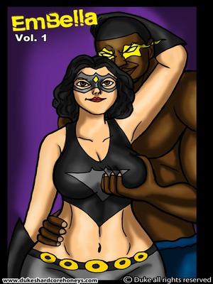 EmBella Vol 1- Dukehoney 8muses Interracial Comics