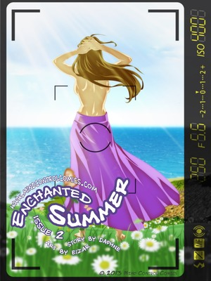 Enchanted Summer 02- Mind Control 8muses Adult Comics